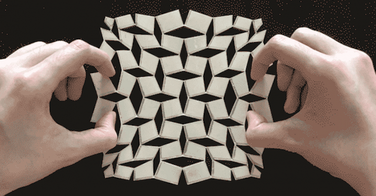 Kirigami And Engineering Join Hands For Creating Shapeshifting Sheets