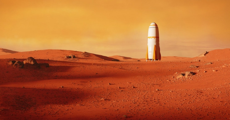Mars 2020 Has Received The Green Light To Commence Fueling