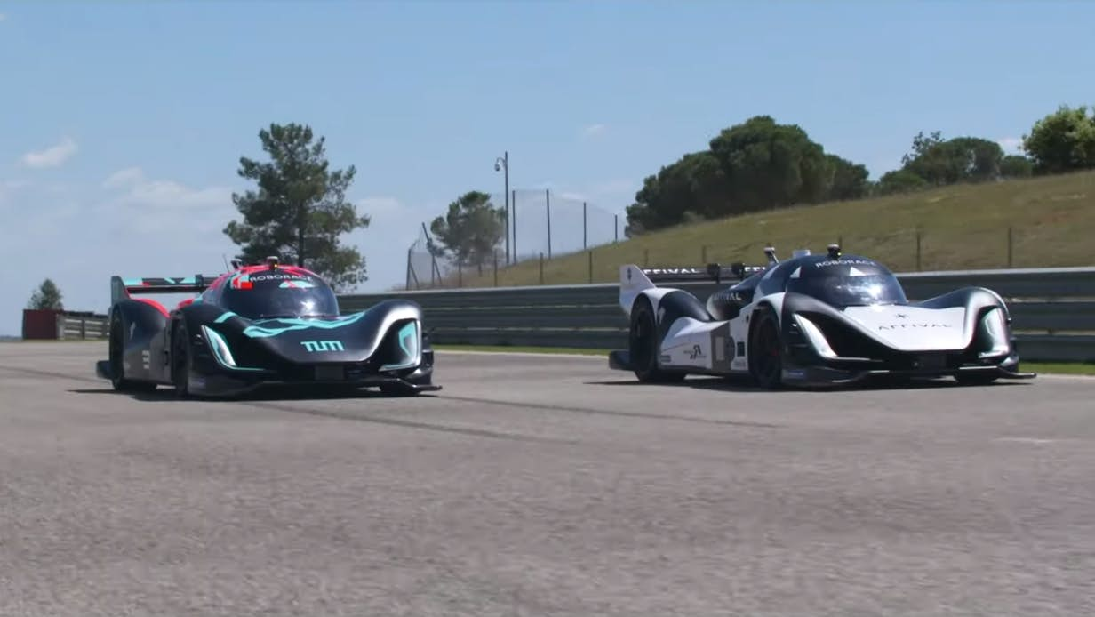 Roborace – The World's First Autonomous Car Race Has Been Completed
