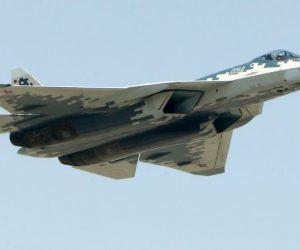 Russia Has Commenced Su-57 Fighter Jet Production After A Decade
