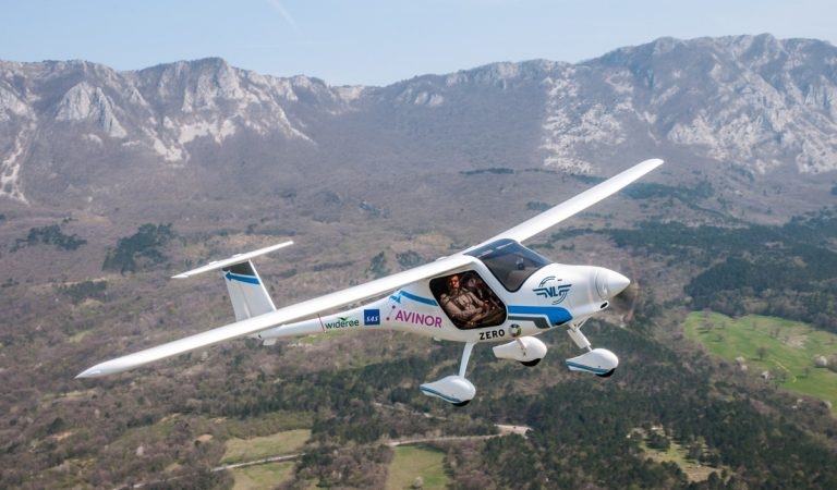 Norway's First Fully Electric Plane Crashes On Its First Flight