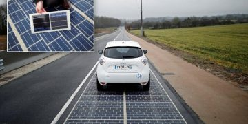 Photovoltaic Road Experiment In France Was A Disaster