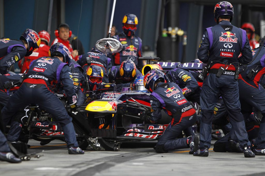 This Pit Crew Executed The Fastest Pitstop Ever In F1 Racing