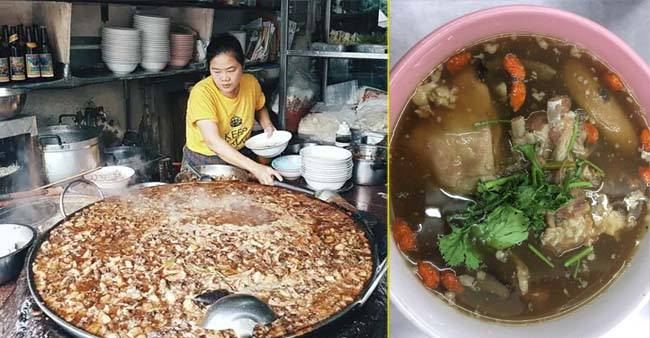 Wattana Panich Uses Broth That Is 45 Years Old For Its Soup