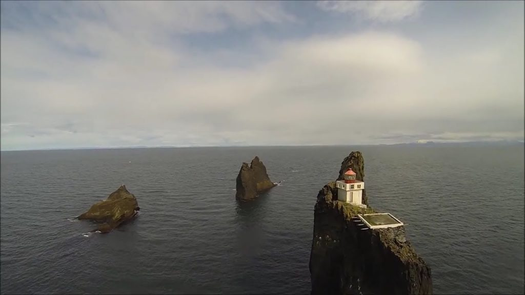 Þrídrangaviti Lighthouse Is The Perfect Place During A Zombie Apocalypse