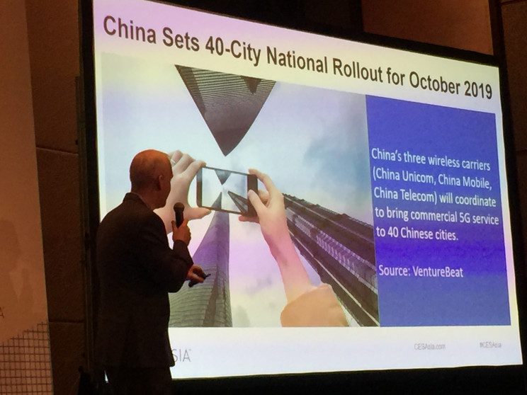Shanghai Will Be The First City With 5G Network Availability In China