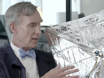 Bill Nye Is Explaining The Working Of LightSail 2 In This Video