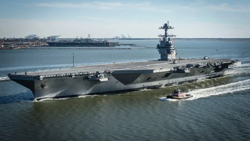 China Hints At Attacking US Navy Aircraft Carriers, But Will It Work?