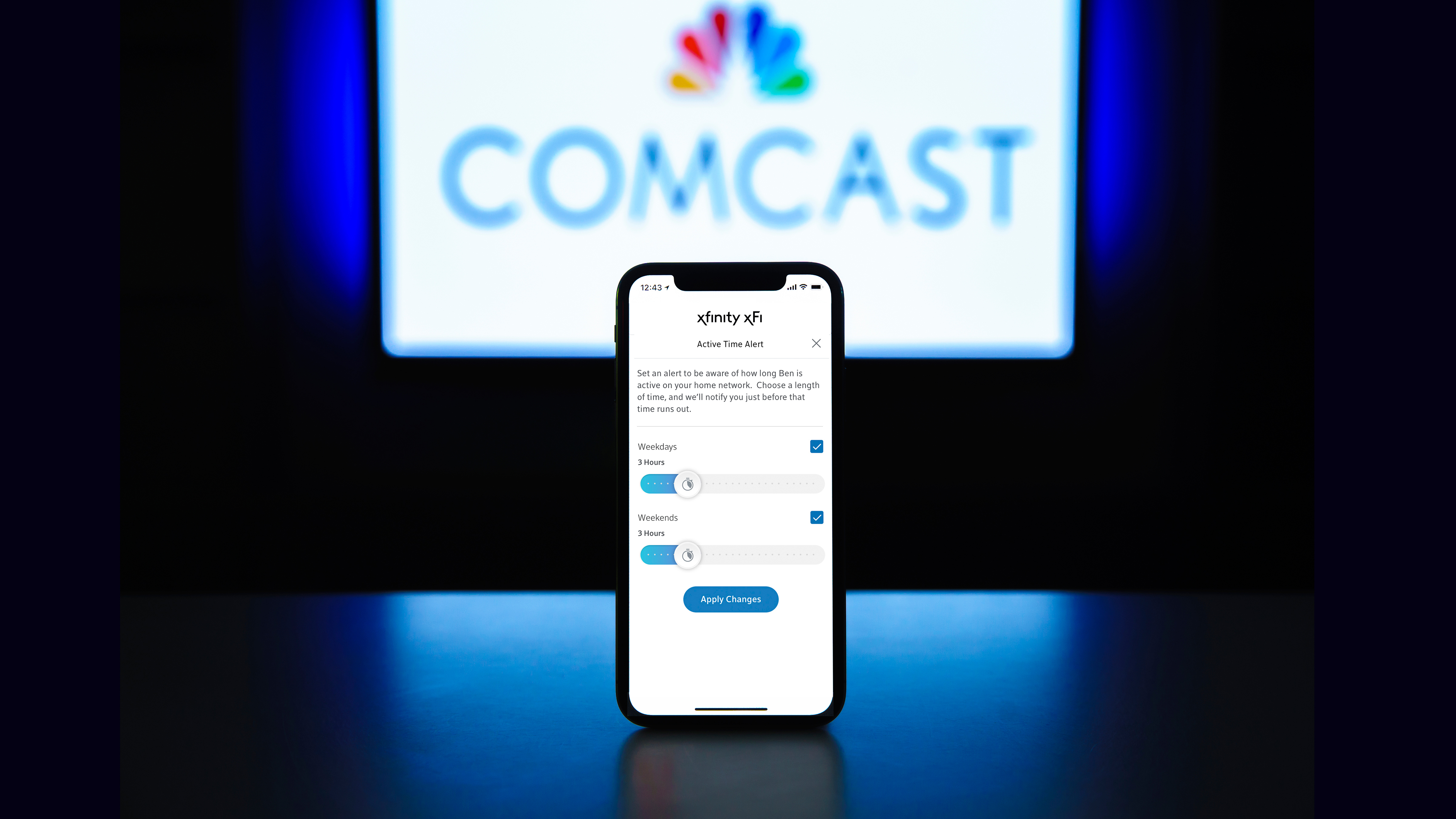 Comcast Allows You To Set Internet Time Limits For Your Child's Devices