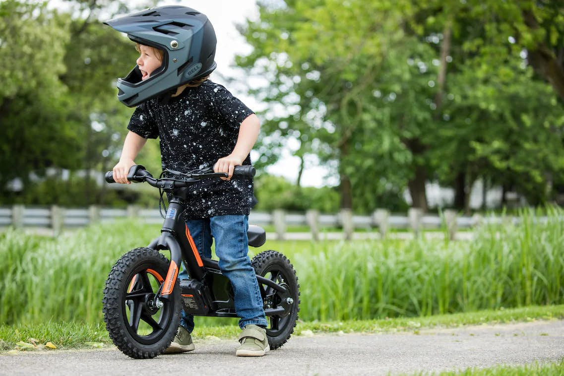 Harley-Davidson Is Creating Electric Bikes For 3-7 Years Old Kids