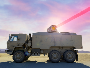 IFCP-HEL Will Be The Most Powerful Laser Weapon By The US Military