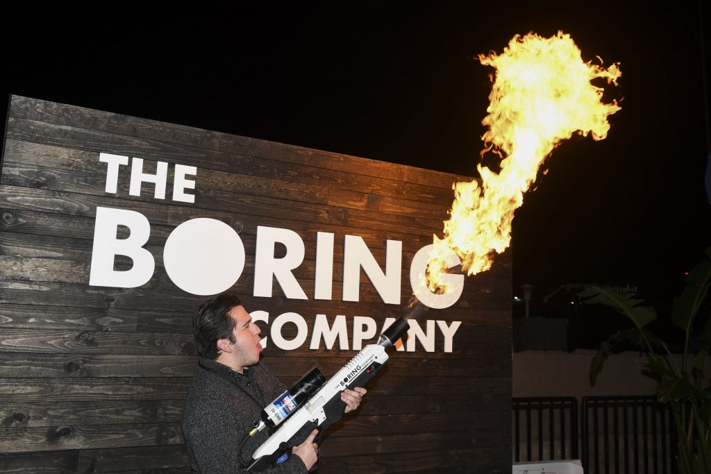 The Boring Company Will Be Launching In China Later This Month