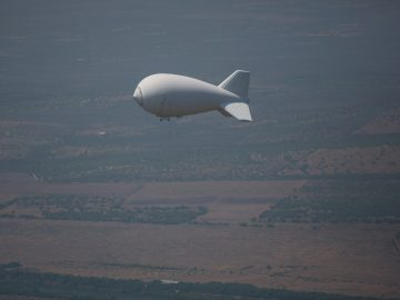 The Pentagon Is Conducting Massive Surveillance Balloon Tests