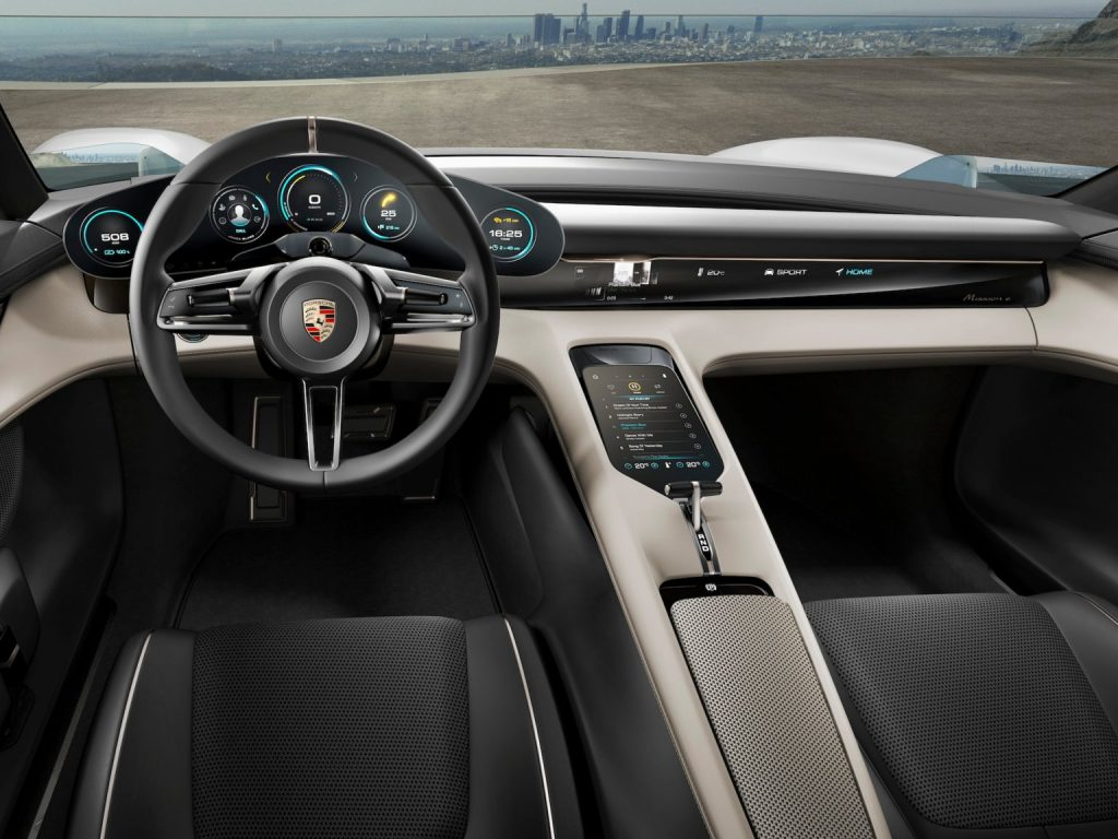 Porsche Has Received 30,000 Reservations For Its Taycan Sports Car