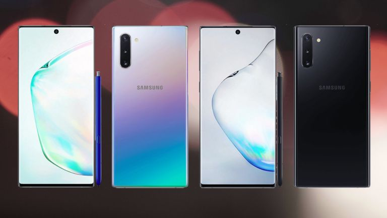 Samsung Has Unveiled Galaxy Note 10 And Its Variations