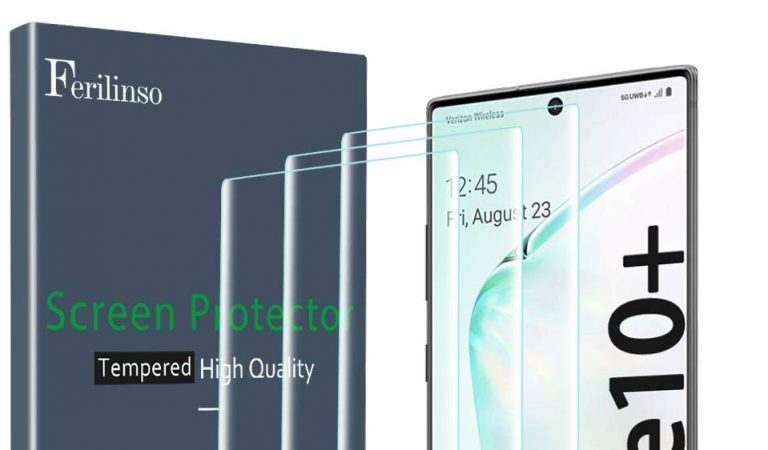 10 Best Screen Protectors For Samsung Galaxy Note 10