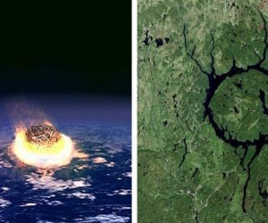 Five Of Largest Meteorite Impacts To Have Ever Happened