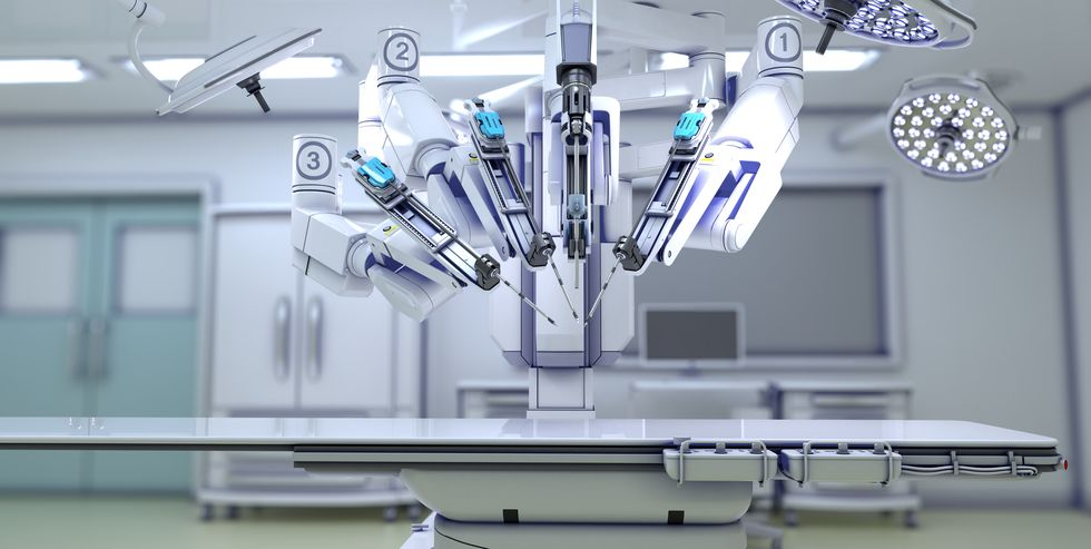 CorPath GRX Robot Helped With The First Remote Heart Surgery In India