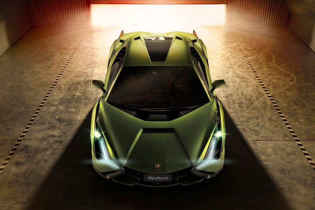 Lamborghini Has Created Its First Hybrid, Sián, And It Is A Wonder