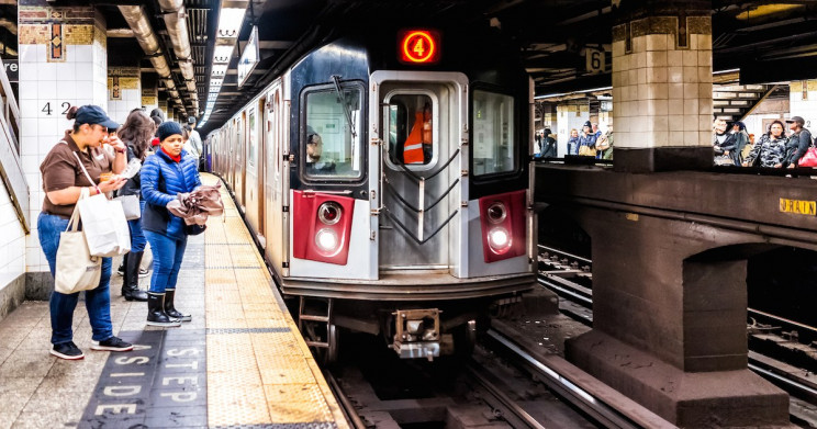 NYC Subway Workers Are Tired Of AirPods Falling On Train Tracks