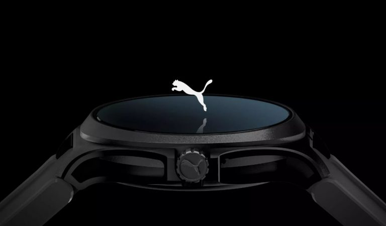 The Puma Smartwatch Featuring Wear OS Will Debut In November