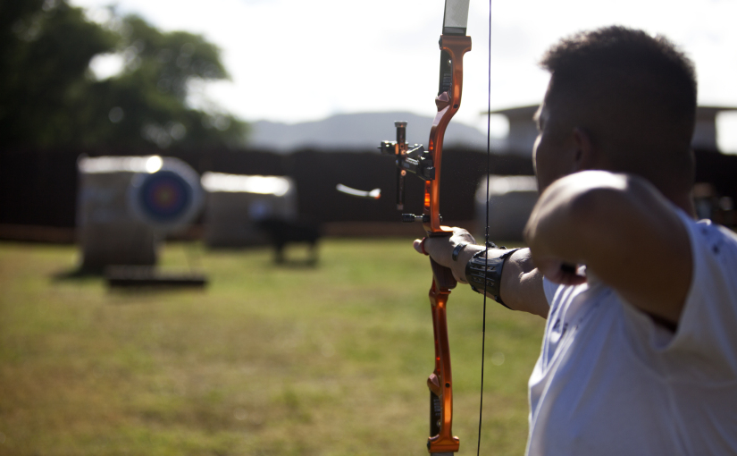 This Video Helps You Learn How To Handle The Archer's Paradox