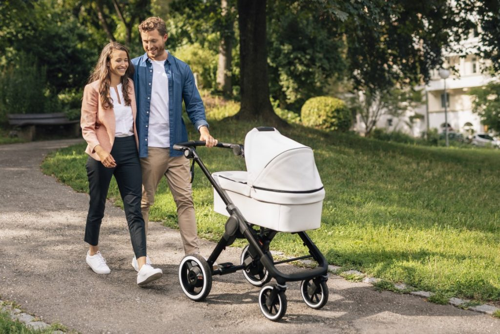 Bosch Is Getting Ready To Introduce An e-Stroller For Parents