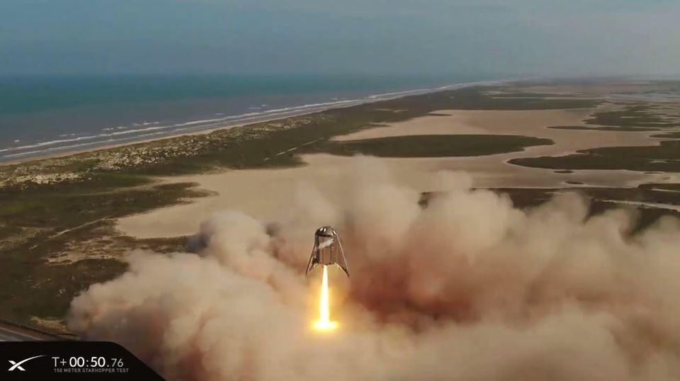 SpaceX's Starhopper Retired After Its Successful Final Test Flight