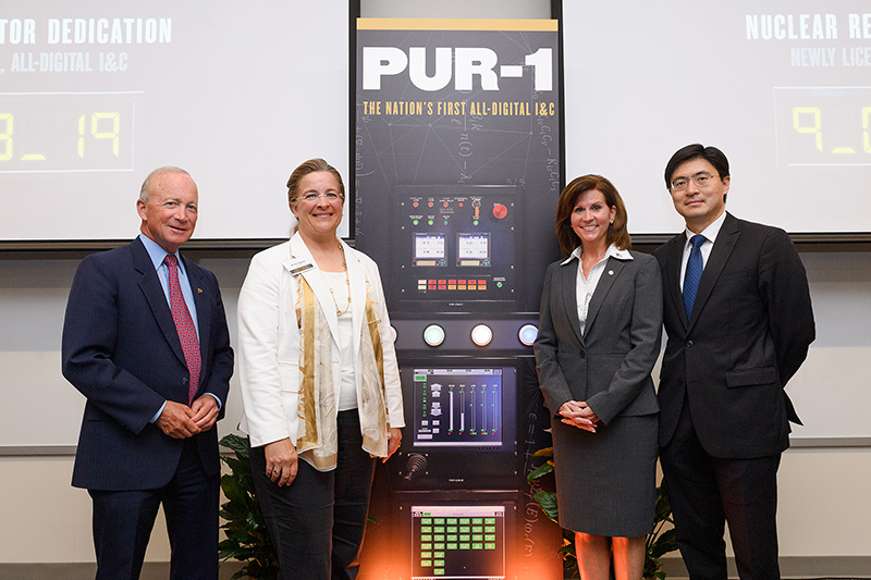 PUR-1 Is The First Digitally Operated Nuclear Reactor In The US
