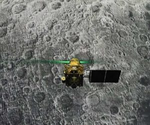 Vikram Lander Has Been Found On Lunar Surface By ISRO