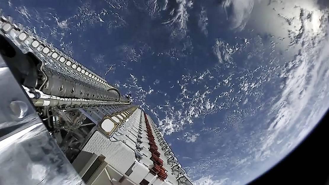 Elon Musk Tweeted Using Internet From Starlink Satellites