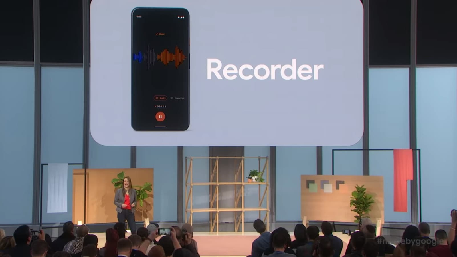 Google's New Audio Recorder Is A Game-Changer