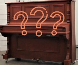 This Guy Digitalized An Old Piano Using 8 Electronic Devices!