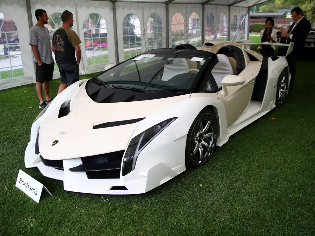 This Is The Most Expensive Lamborghini To Be Ever Auctioned At $8M
