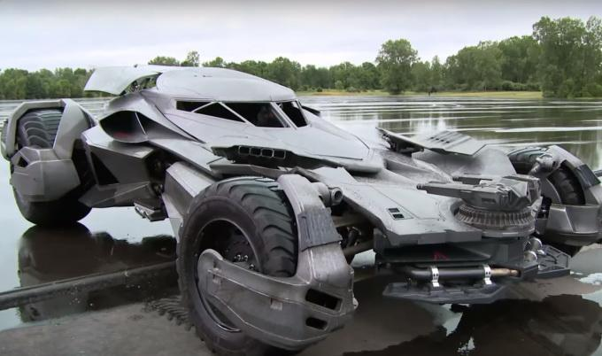 You Can Get Your Own Batmobile For Only $850,000