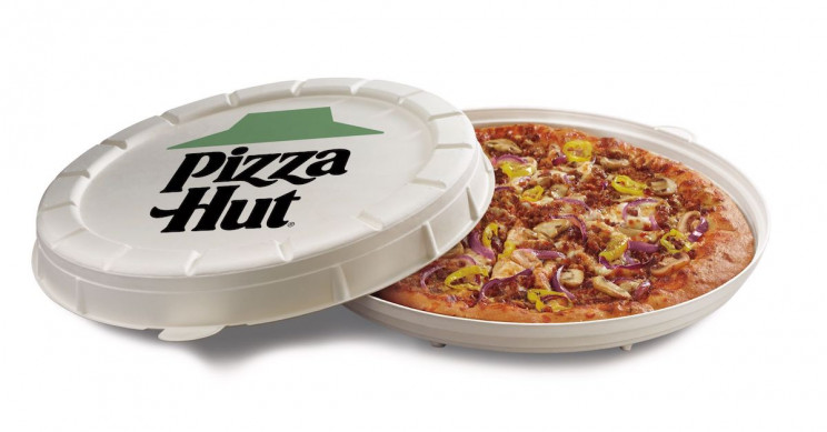 Pizza Hut Tested Round Pizza Boxes Along With Plant-Based Meat Toppings