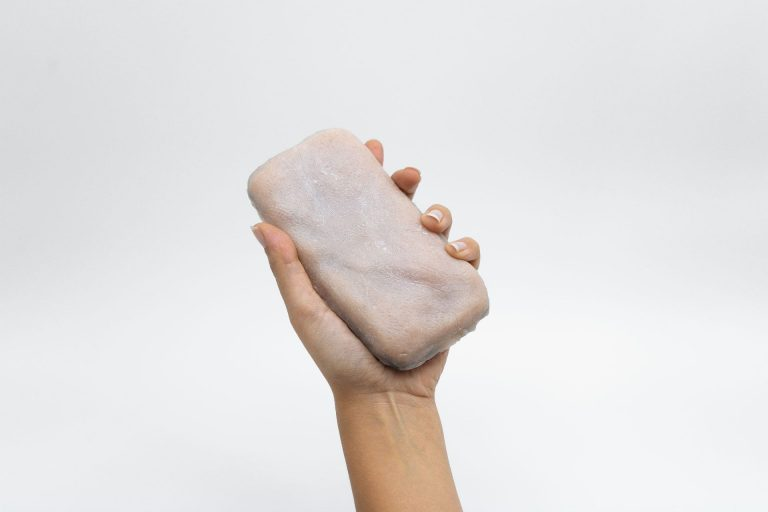 These Artificial Skin Phone Cases Are Part Of A Research