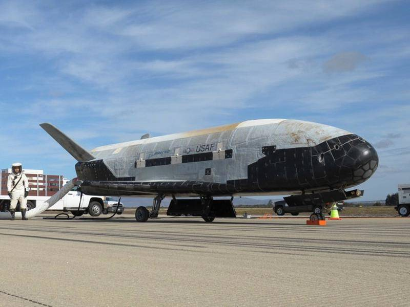 USAF's X-37B Space Plane Has Finally Landed After Spending 780 Days In Space