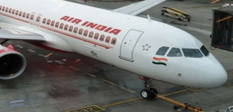 CFM Engine Of Air India Fell Off During Installation On A320