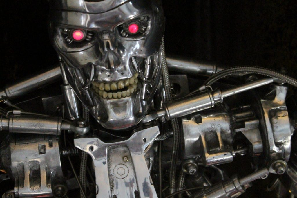 Jamie Staff Created This T-800 Terminator Endoskeleton In 4 Years