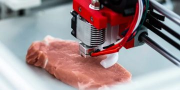 Meat Was 3D Printed In Space For The First Time Ever