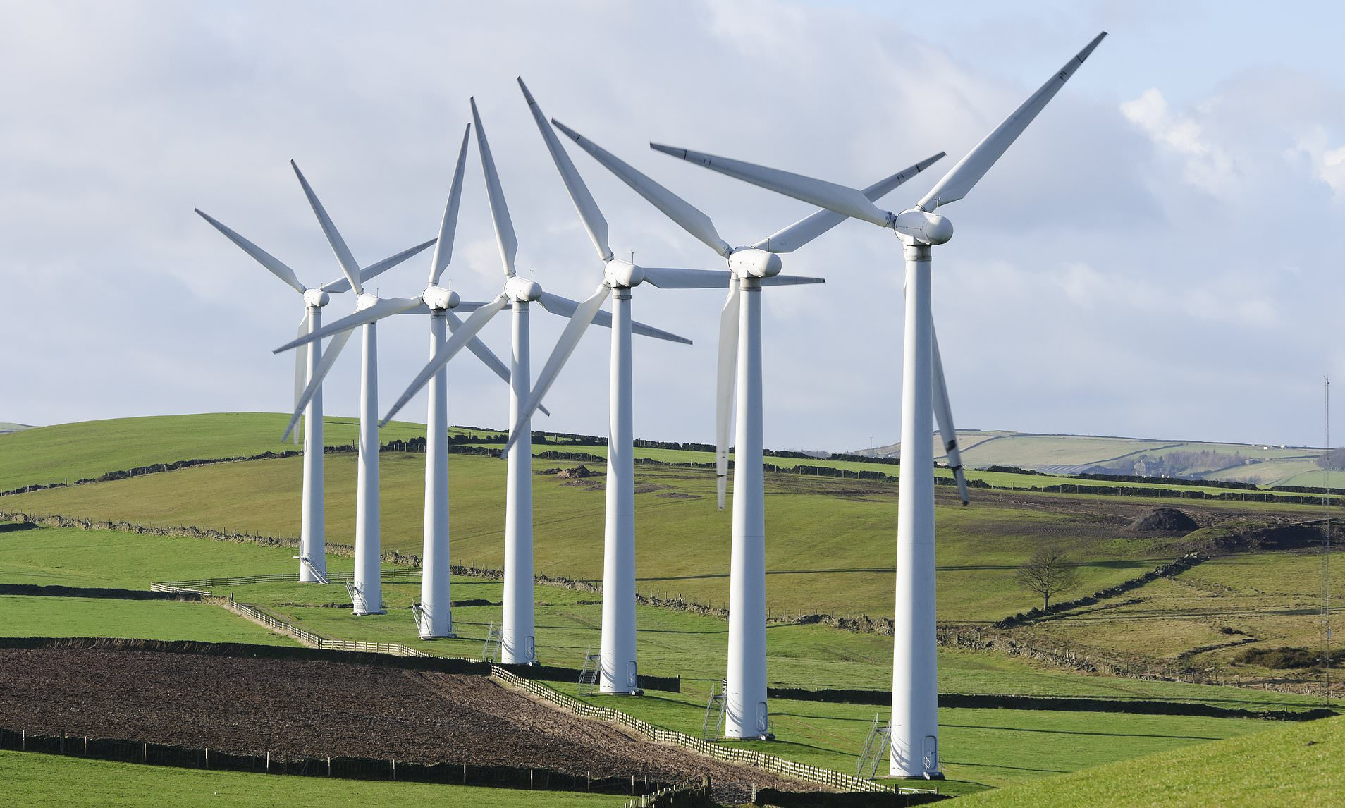 Renewable Energy Beats The Fossil Fuel Energy In The UK For The First Time