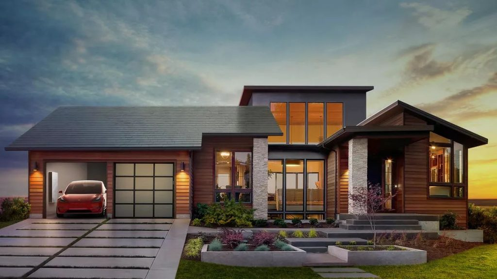 Tesla Latest Solar Roof Tiles Have Been Unveiled With A Warranty Of 25 Years