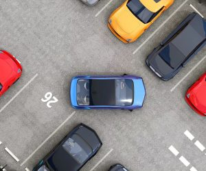 This Is Where You Should Park Your Car-Research By Physicists