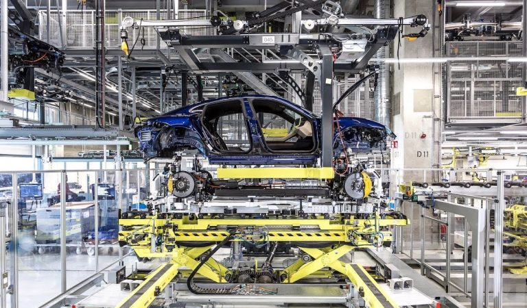 Watch How The New Porsche Taycan Is Made In This Video