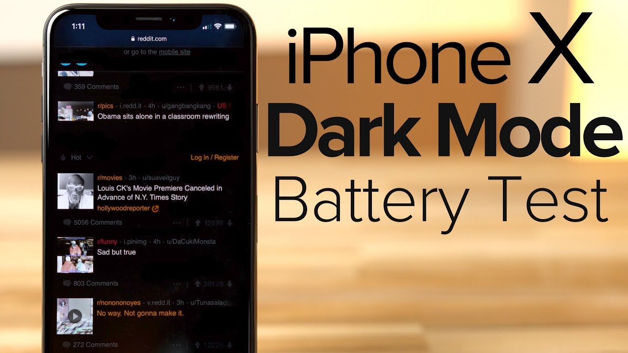 Will Using Dark Mode On My Phone Make The Battery Last Longer?