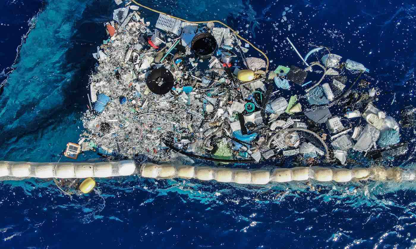 Ocean Cleanup Collects First Plastic From Great Pacific Garbage Patch