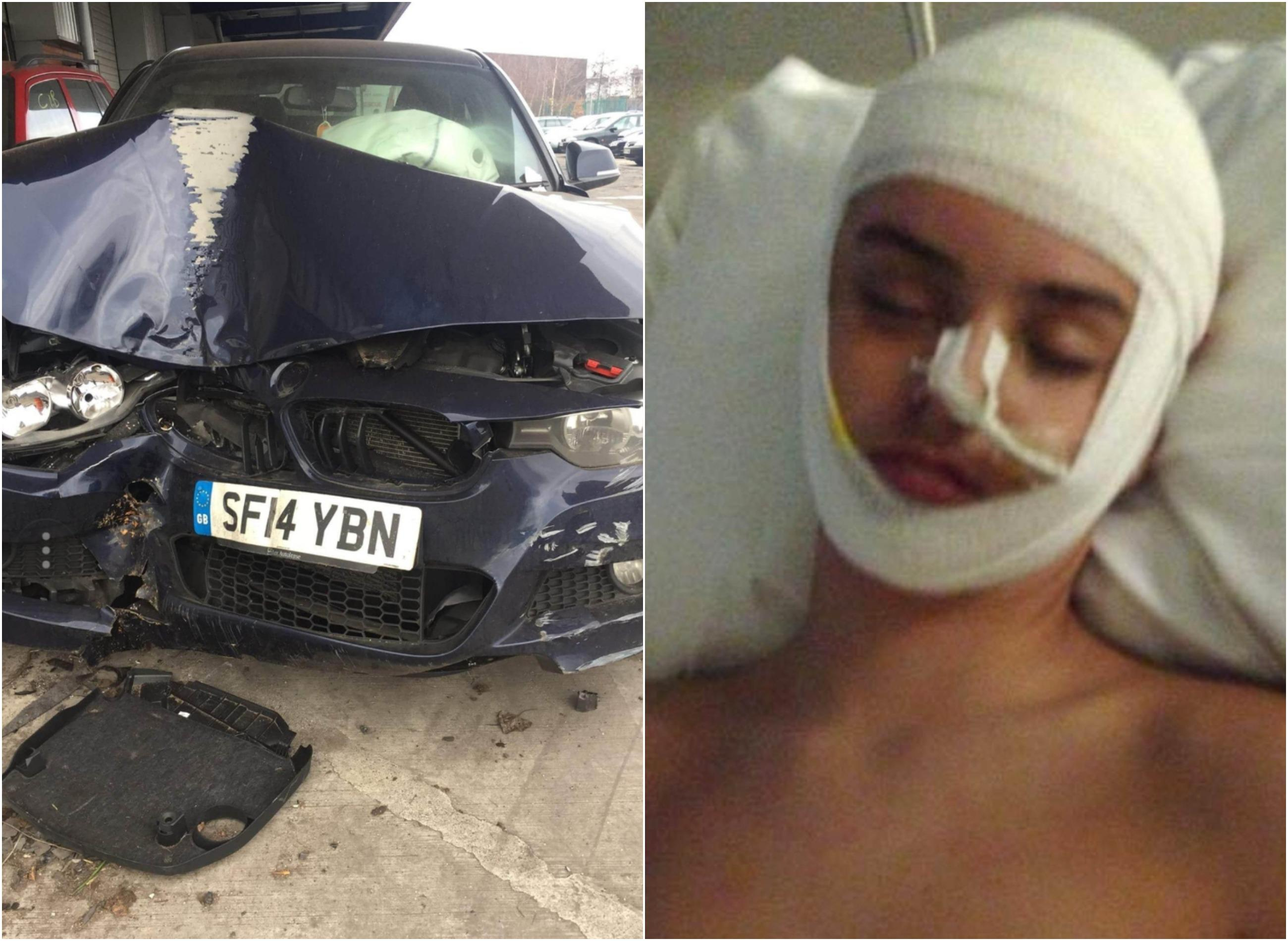 Bmw Genius Emergency Crash Feature Saved The Life Of This Boy