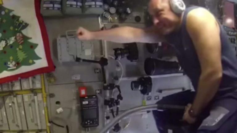 Anton Shkaplerov Is A Russian Cosmonaut Known As Space Cowboy