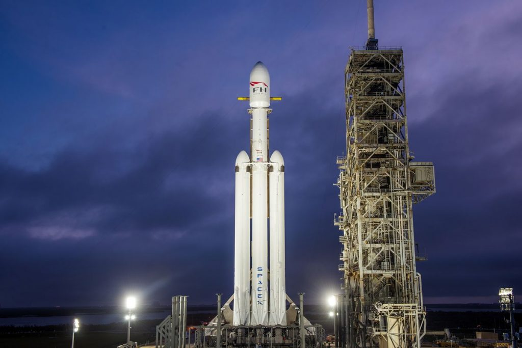 SpaceX Can Launch Rockets At A Fraction Of NASA's Costs Of Launching